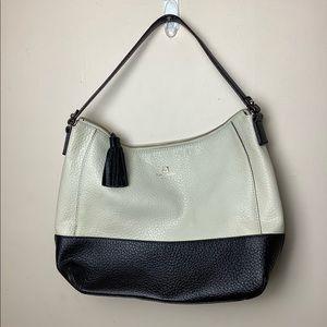Kate Spade Hobo Bag Pebbled Leather